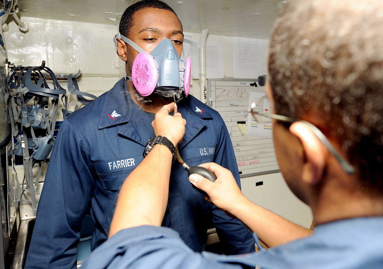 Respirator Fit Testing course