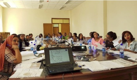 Spirometry Training Course Ethiopia