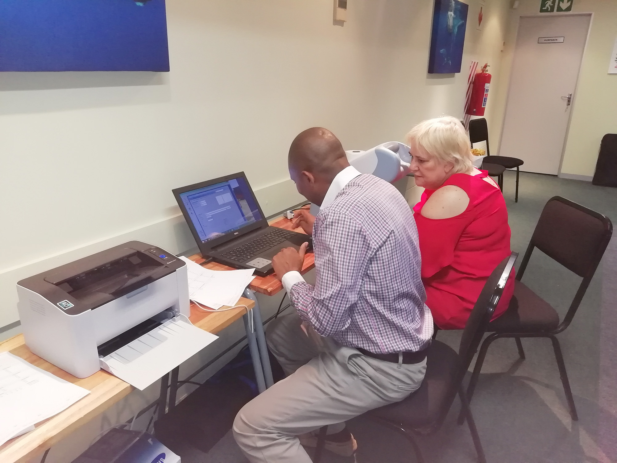 Vision Screening Course Kwa-Zulu Natal