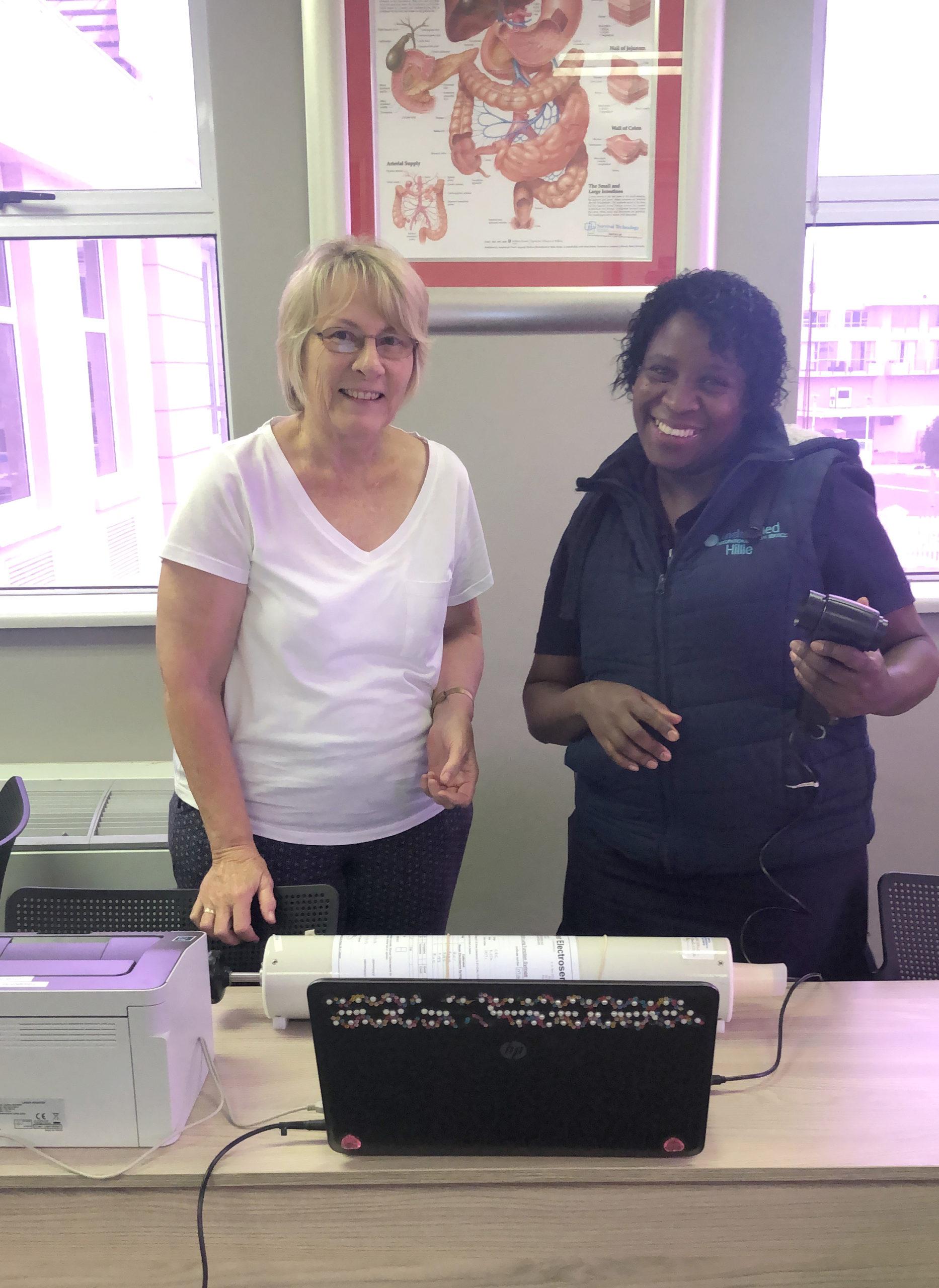 Spirometry Refresher Training South Africa