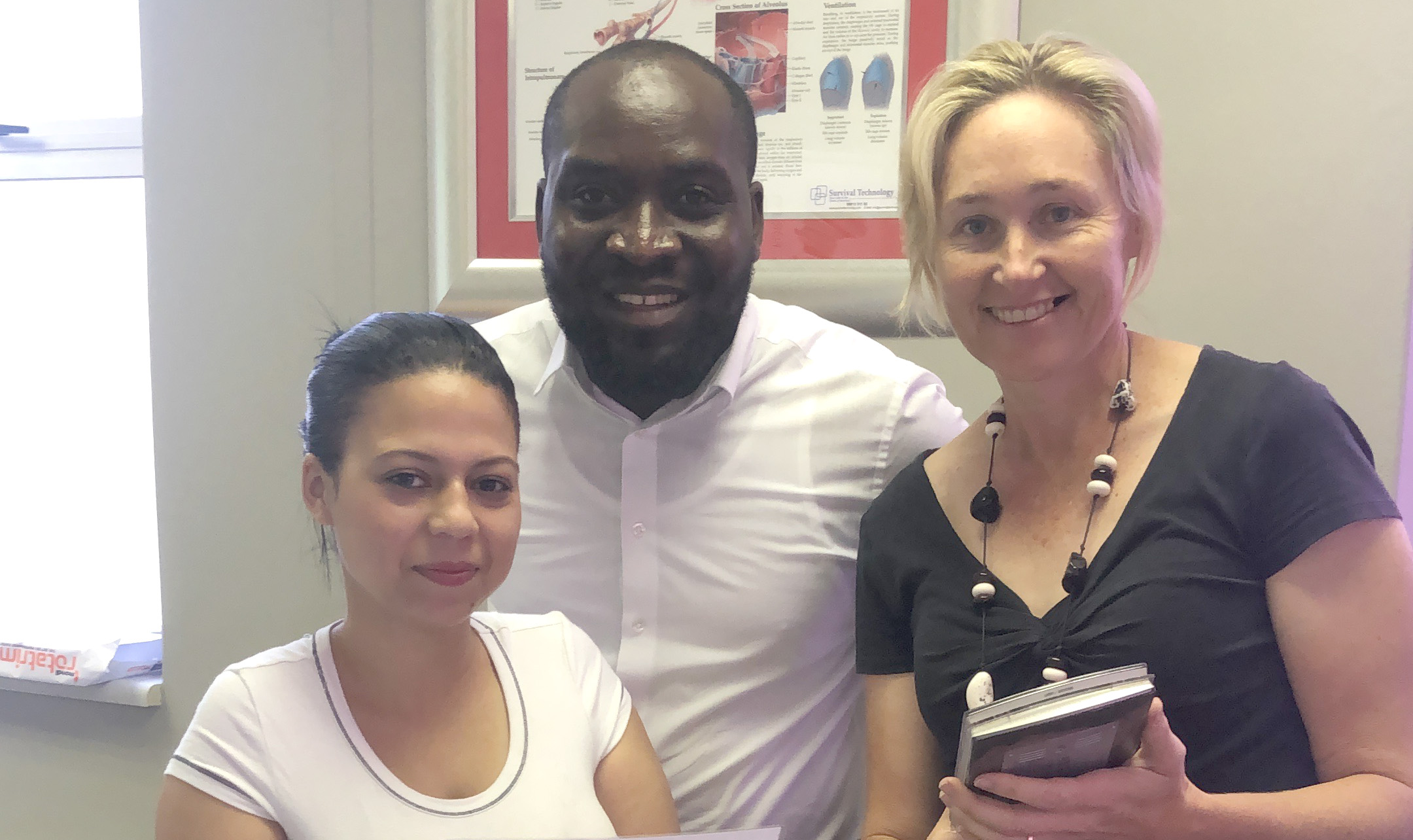 Spirometry Refresher Training, Cape Town – February 2019