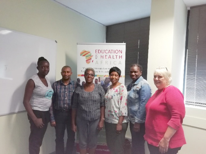 Vision Screening Training Durban