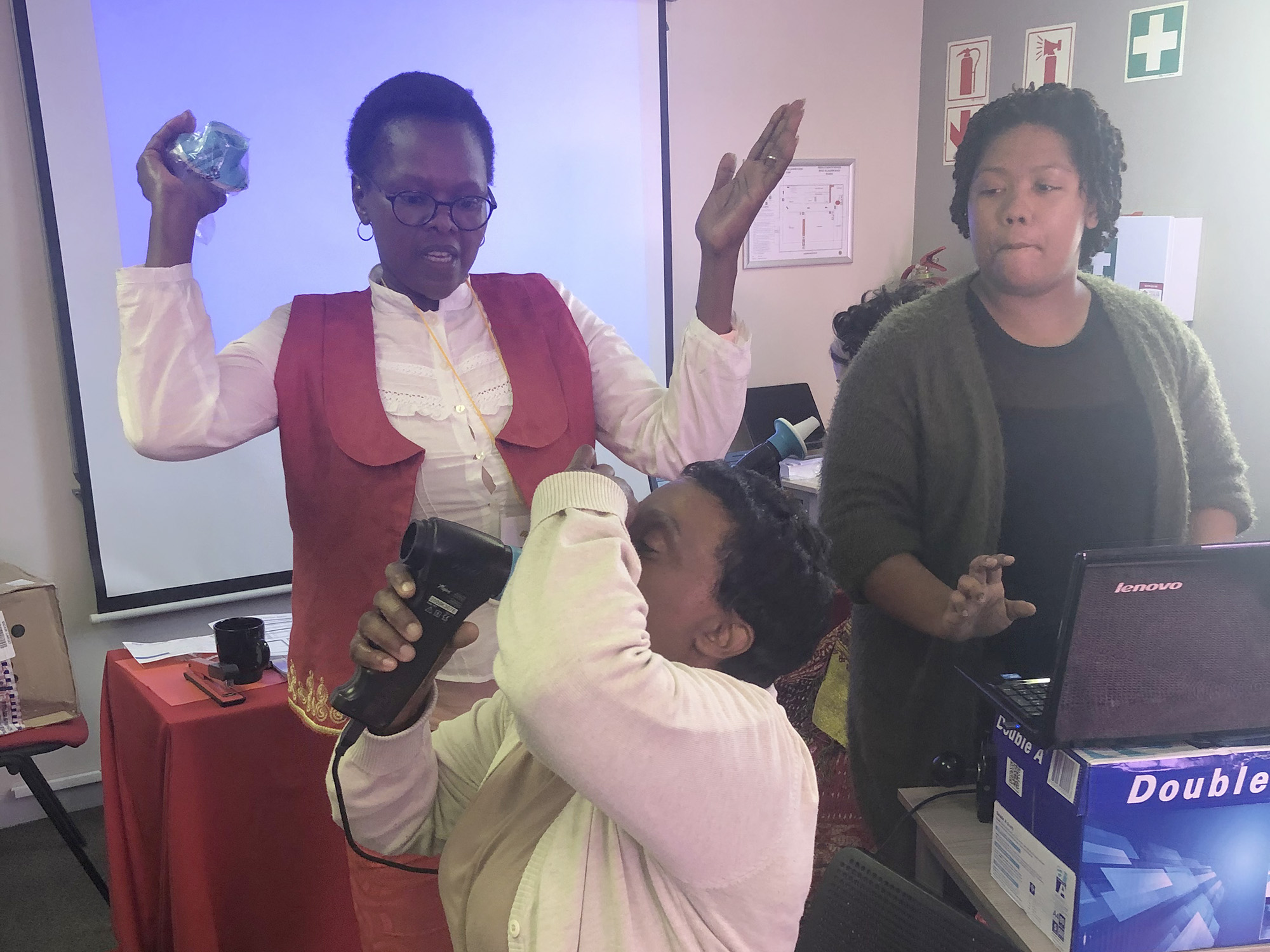 Spirometry Course Cape Town