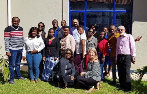 Spirometry Training Harare Zimbabwe