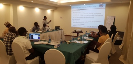 Spirometry Workshop Tanzania