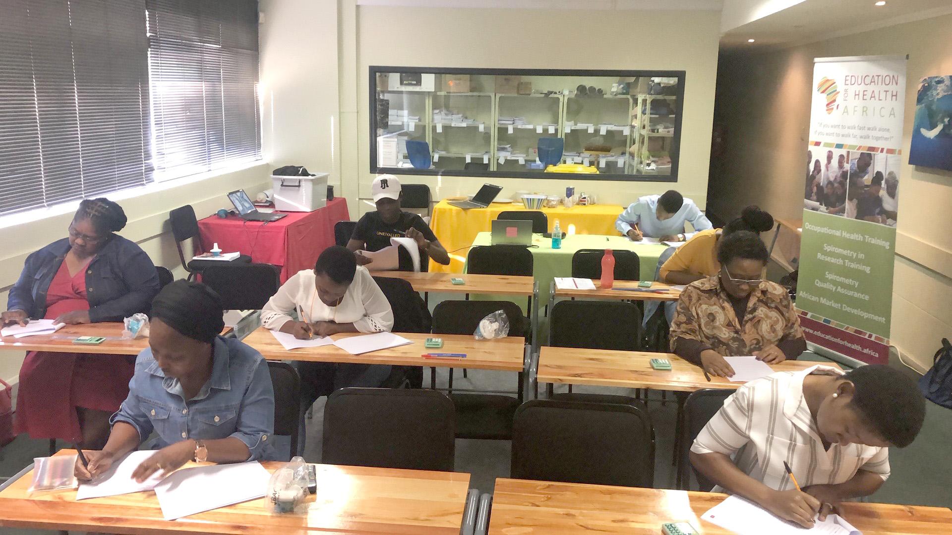 Spirometry Course Durban