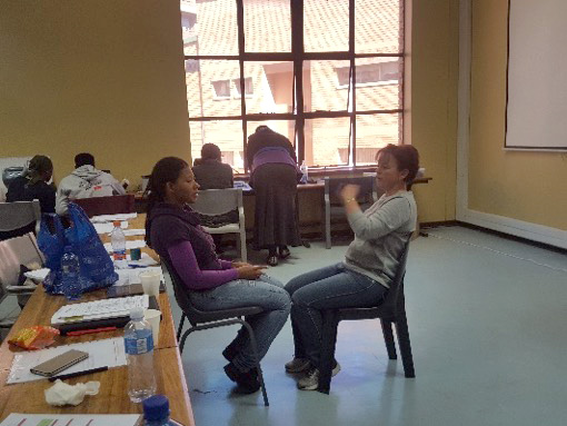 Vision Screening Training Johannebsurg