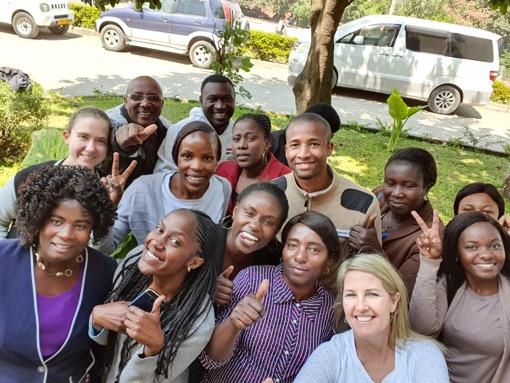 Spirometry Training Tanzania