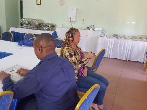 Occupational Health Training Course, Tanzania