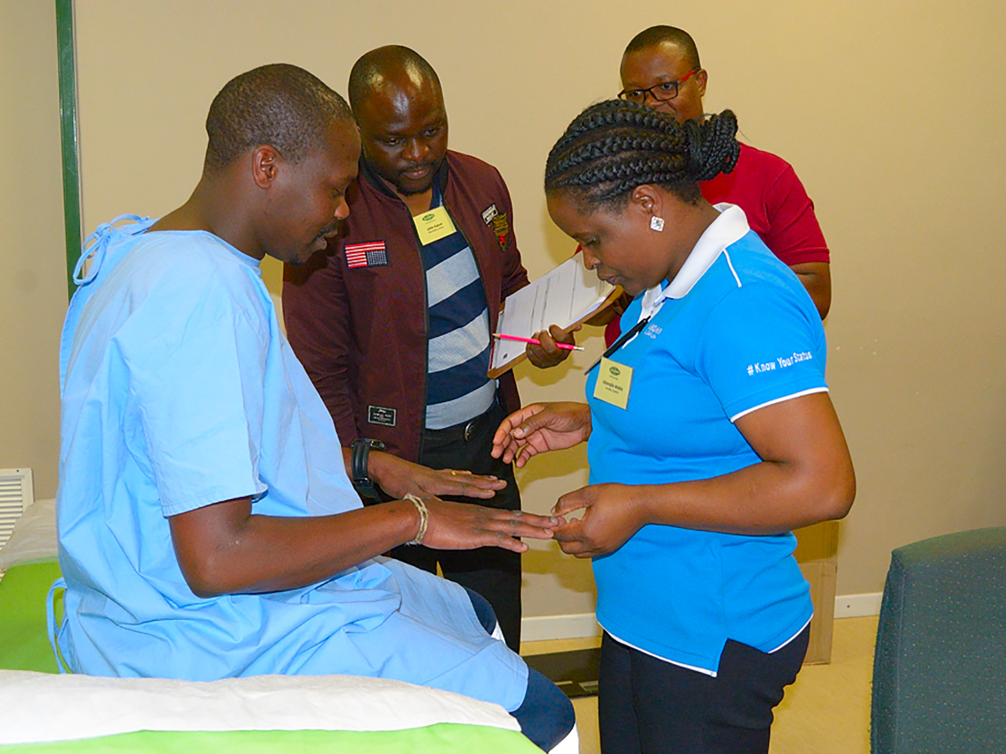 Physical Examination Course KZN