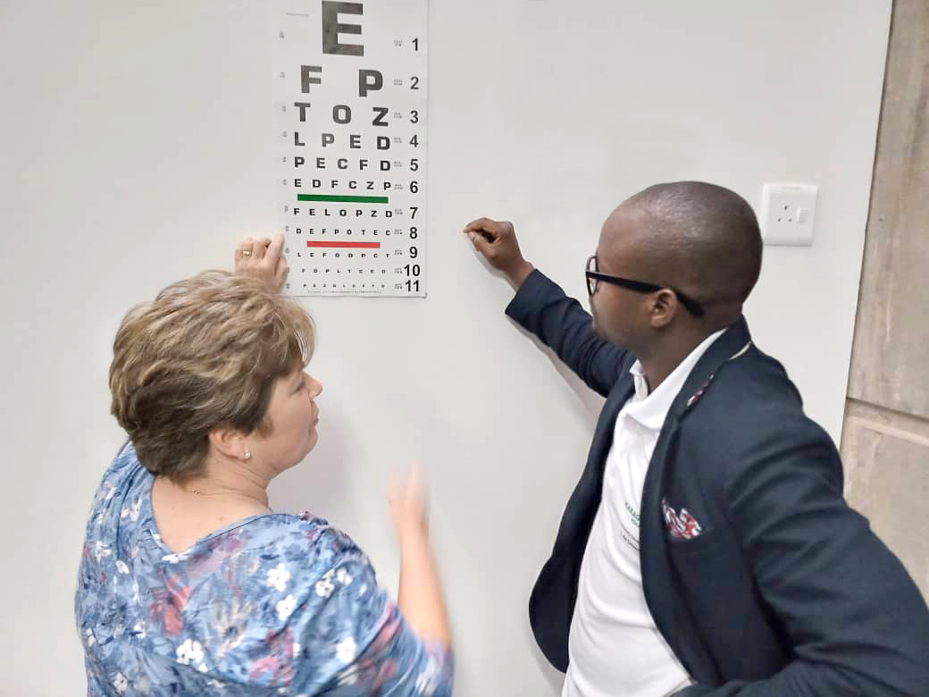 Vision Screening Course