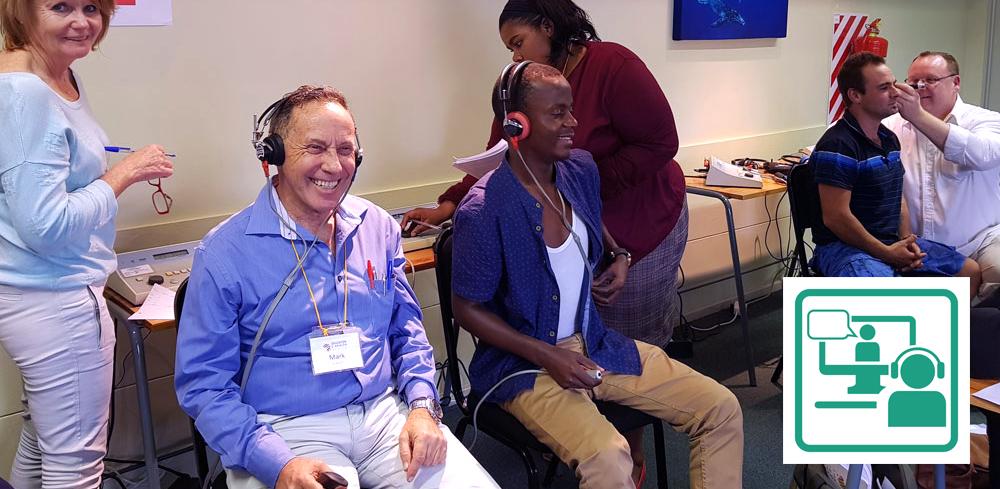 Occupational Screening Audiometry (Live Facilitator Led Online)
