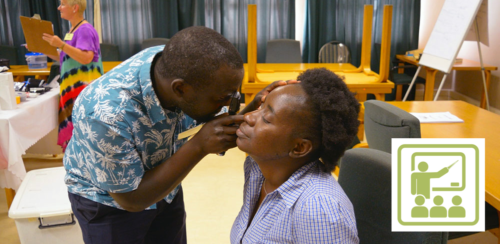 Occupational Vision Screening (Face To Face)